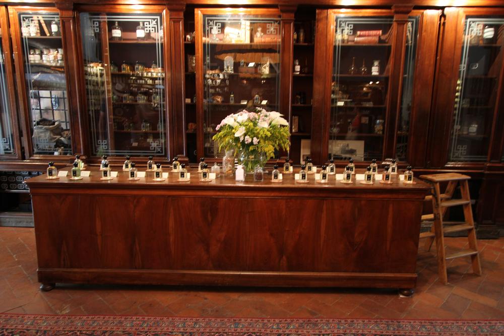 Perfumerie, Florence