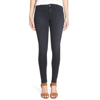 Treasure&Bond Skinny Jeans Mode Blue Black, Size 27, $88