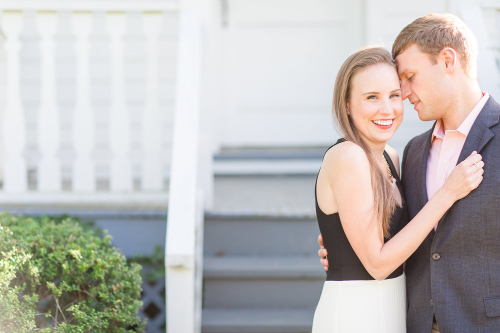 KAtelyn James engagement photo recap