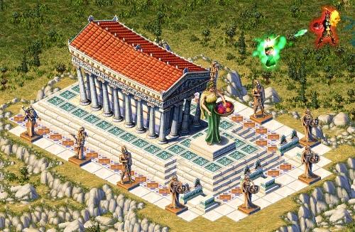 Zeus, Master of Olympus, Sierra, Impressions Games, Strategy game, Simulation, Mythology, Society