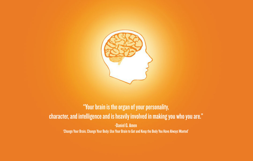 Lumosity, Quote, Orange Head