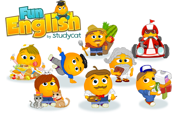 English Learning Game