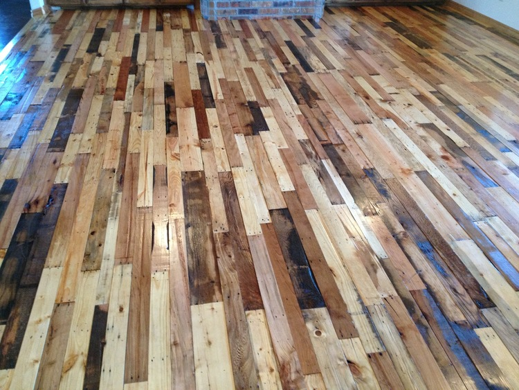 Do It Yourself Wood Floor Pallets Westrom Group Real Estate Company