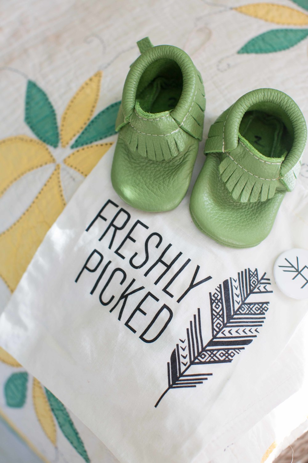 Freshly Picked's adorable packaging