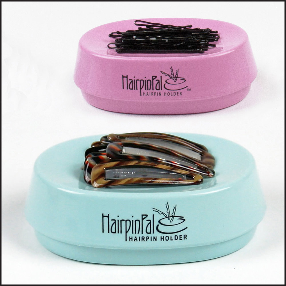 HairpinPal Magnetic Hair Clip Holder