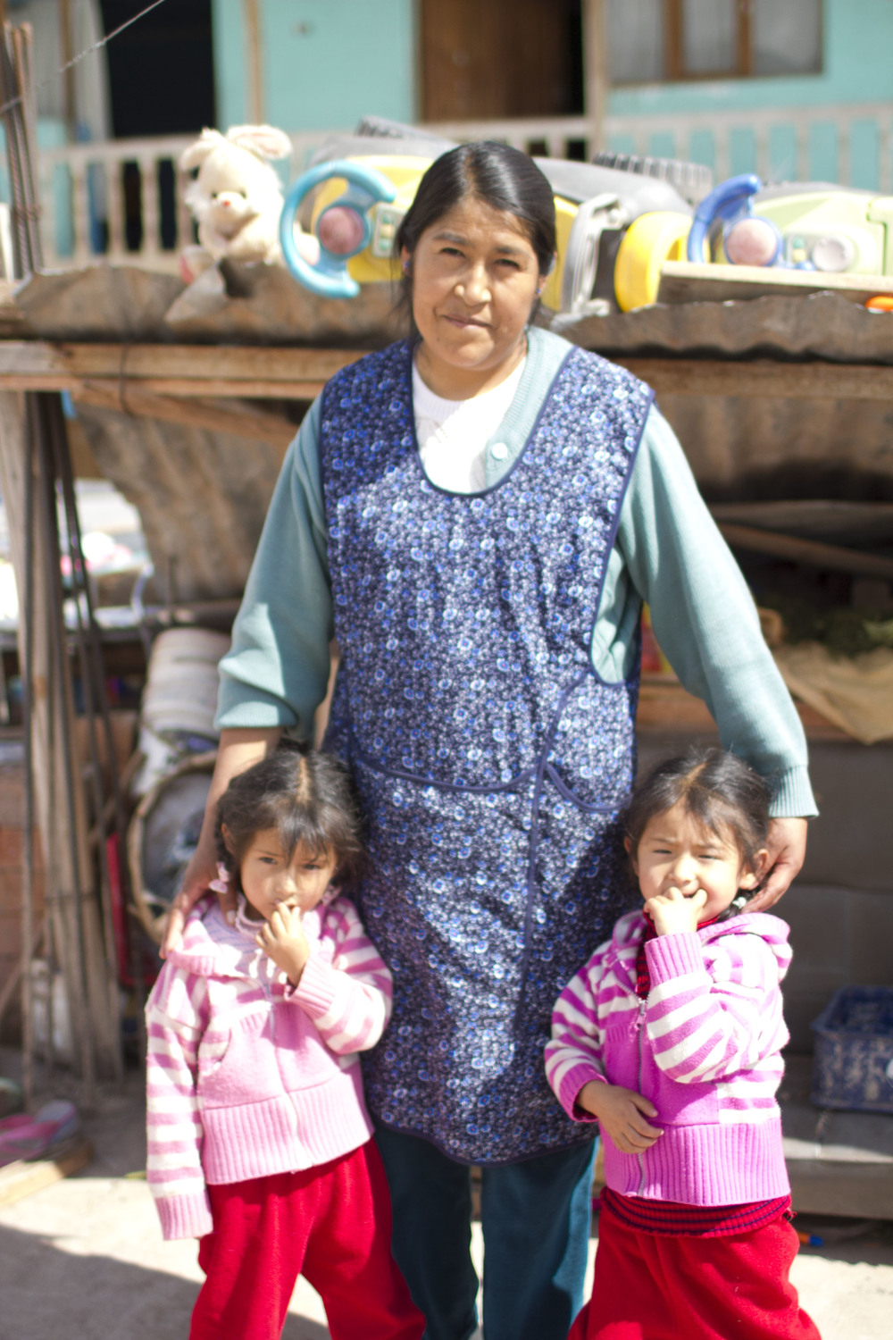 Quintina and twins