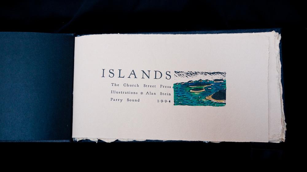 Islands - 1994