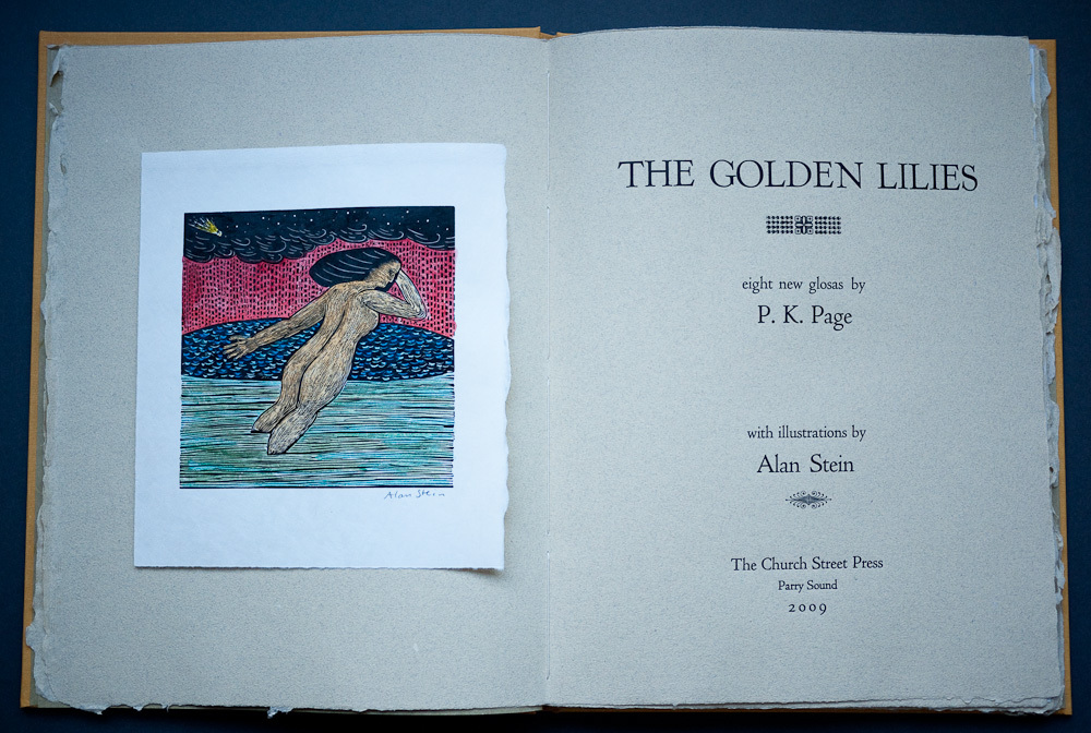 The Golden Lilies