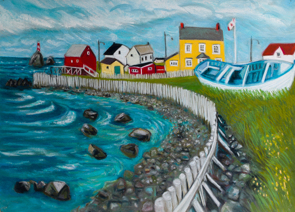 Bonavista Breakwall
