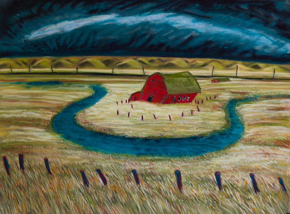 Old Barn, Saskatchewan