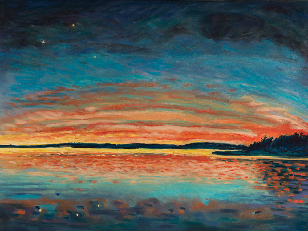 Images at Nightfall #1 pastel 22x30.jpg