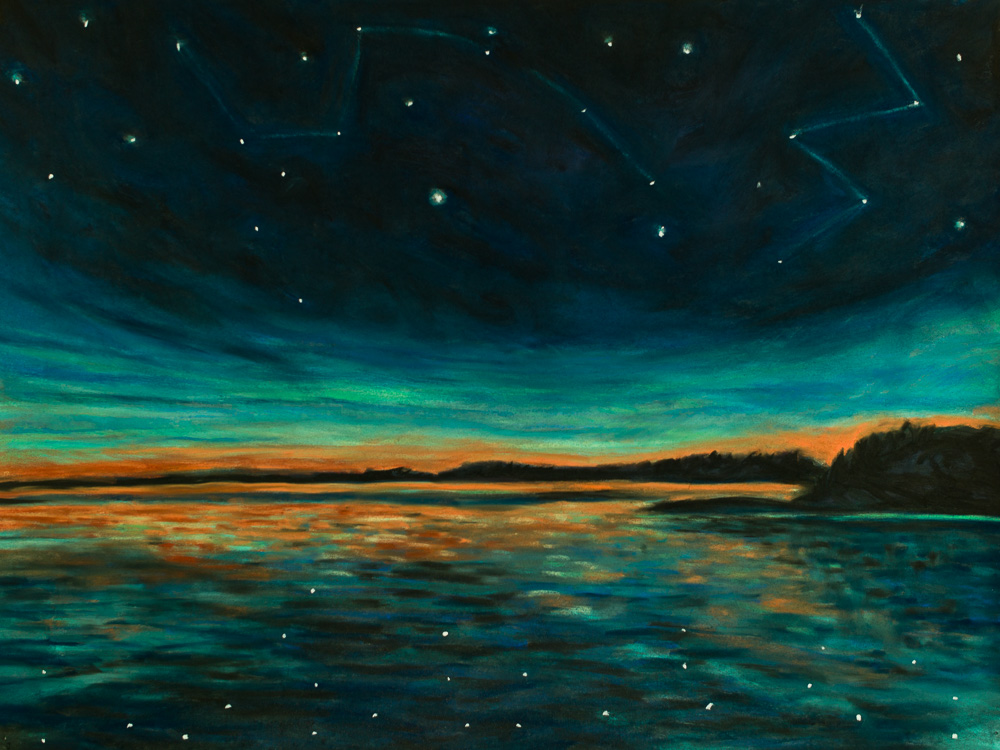 Images At Nightfall #10 pastell 22x30.jpg