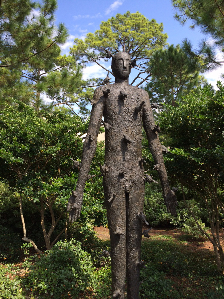 Art and Nature at New Orleans Museum of Art Sculpture Garden — Mad ...