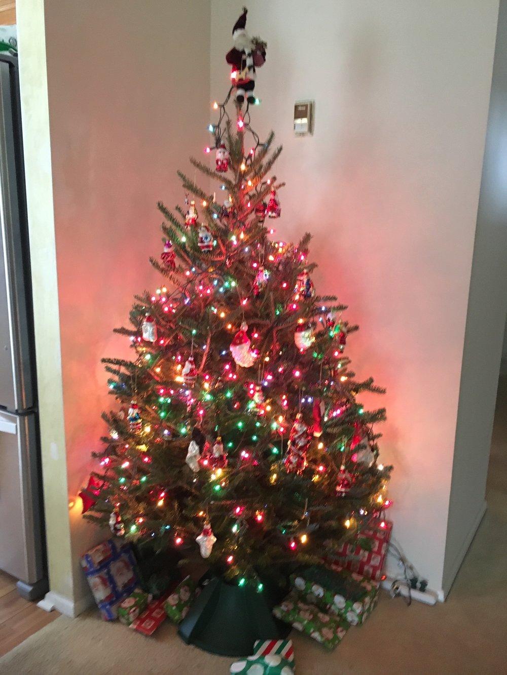 Also festive.