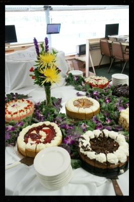 One of our catered parties.