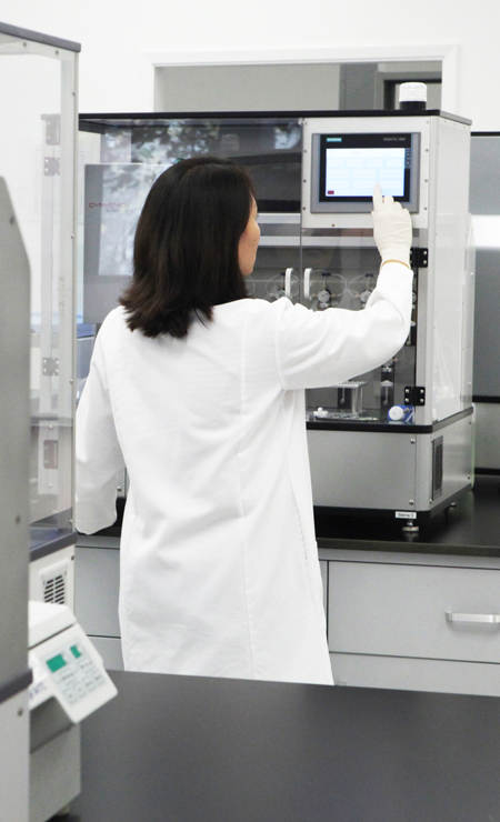 LiquidBiopsy CLIA Lab