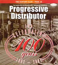 Cover of Progressive Distributor in 2002