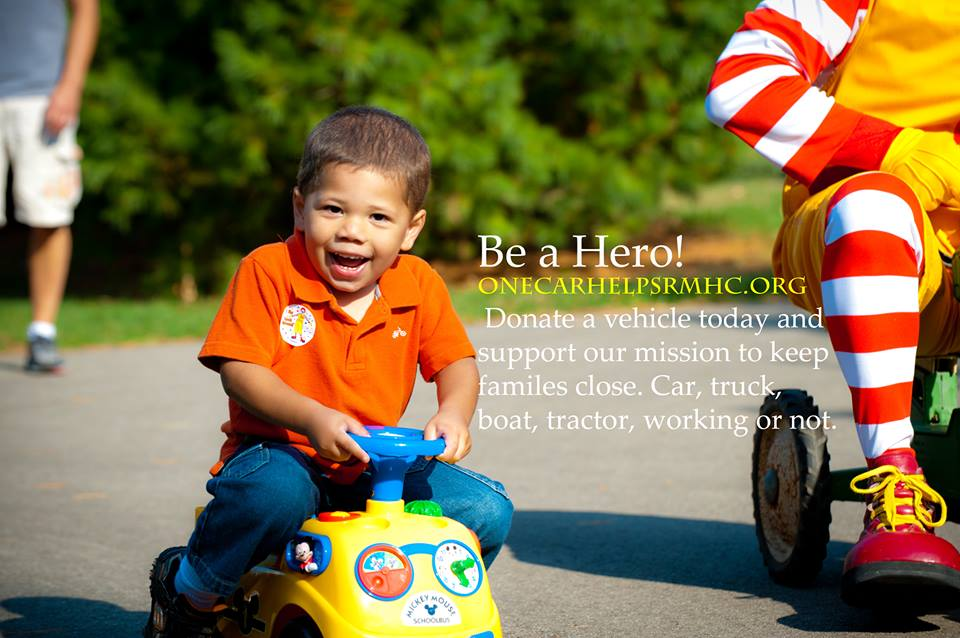 Donate your vehicle today!