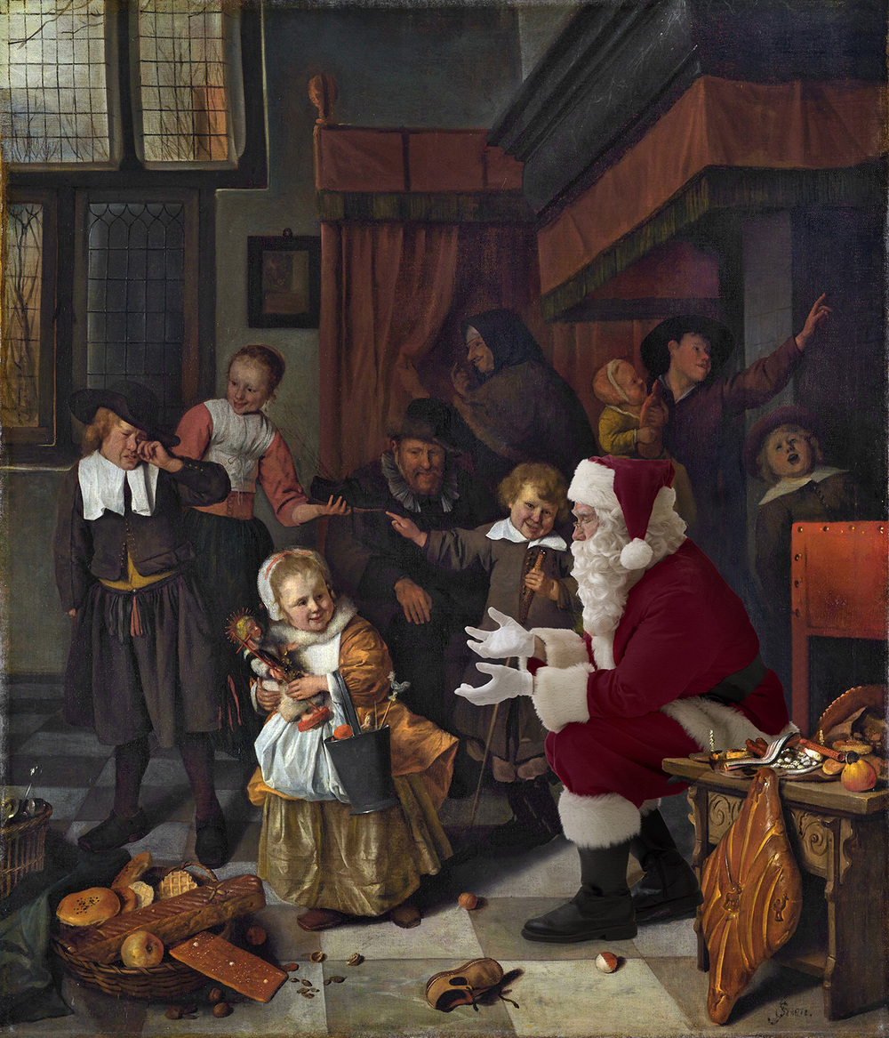 The Feast of St. Nicholas