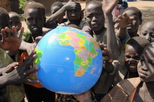 Project Education Sudan works in Bor County, Jonglei State, Southern Sudan. (Photo courtesy of PES)