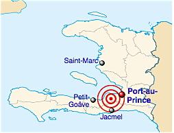haitiearthquakeepicenter