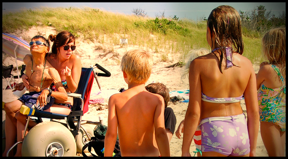 Kids and Larry at beach-001.jpg