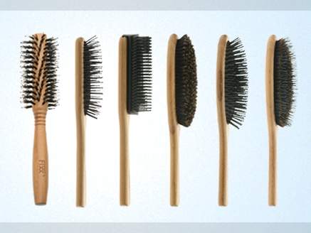 A brush for everyone and every style! See how a premium hair brush designed for expert style can change the way your hair looks and feels!