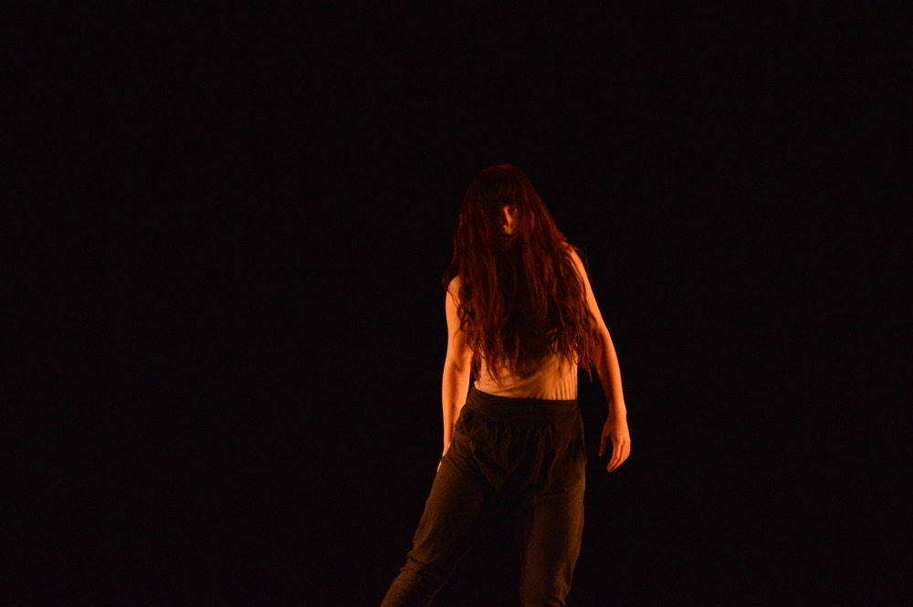 "Sarah Stott in ""Moirai""  Performed at University of Utah  Choreography and Photography by Sara Parker"