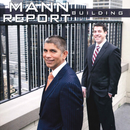 Mann Report Building, Volume III Issue I