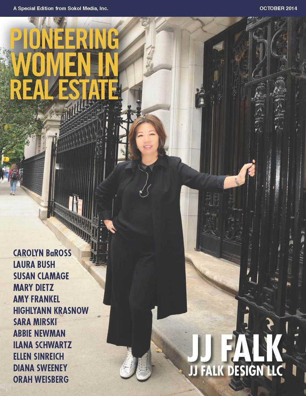 October 2014, Pioneering Women in Real Estate
