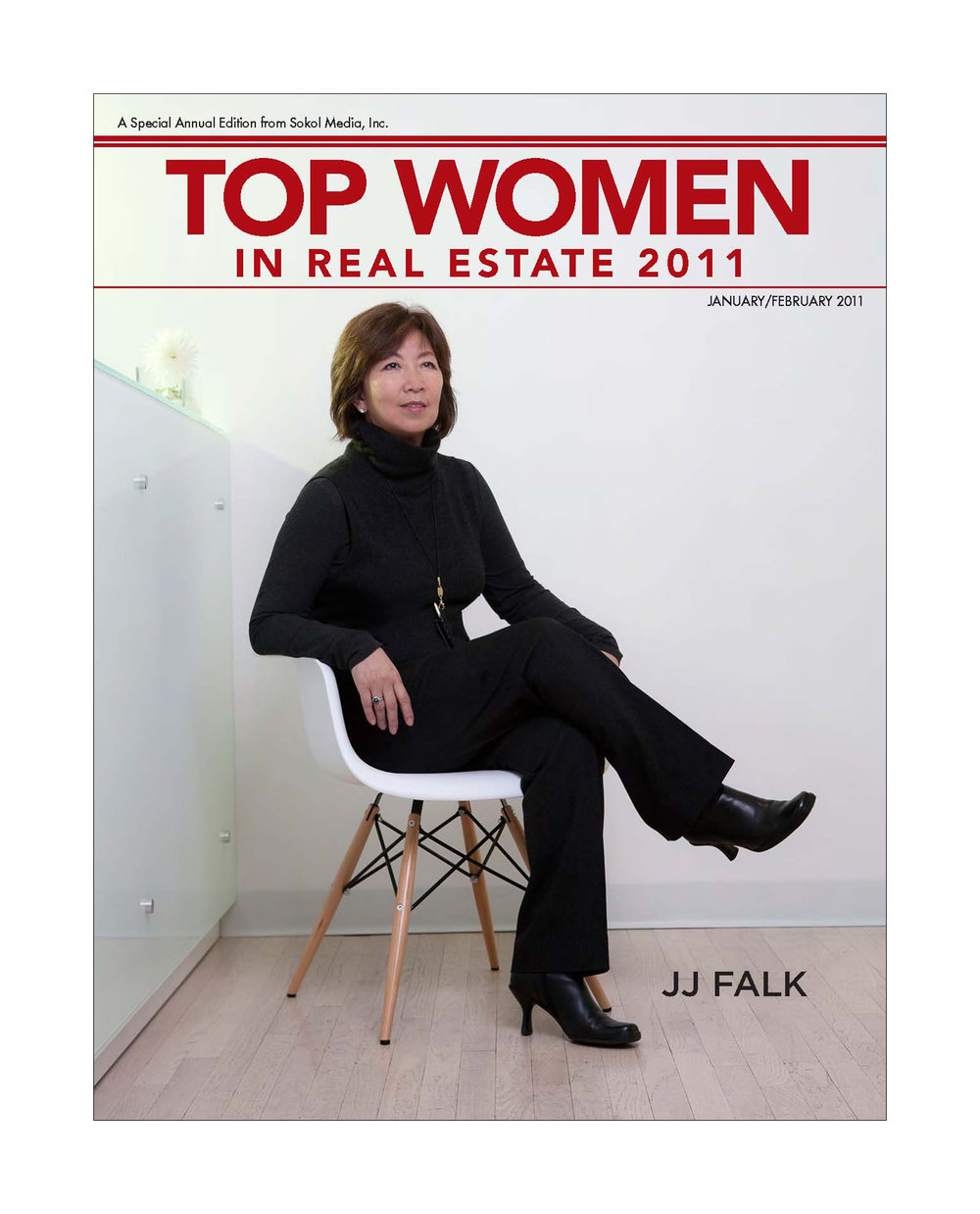 2011 Top Women in Real Estate