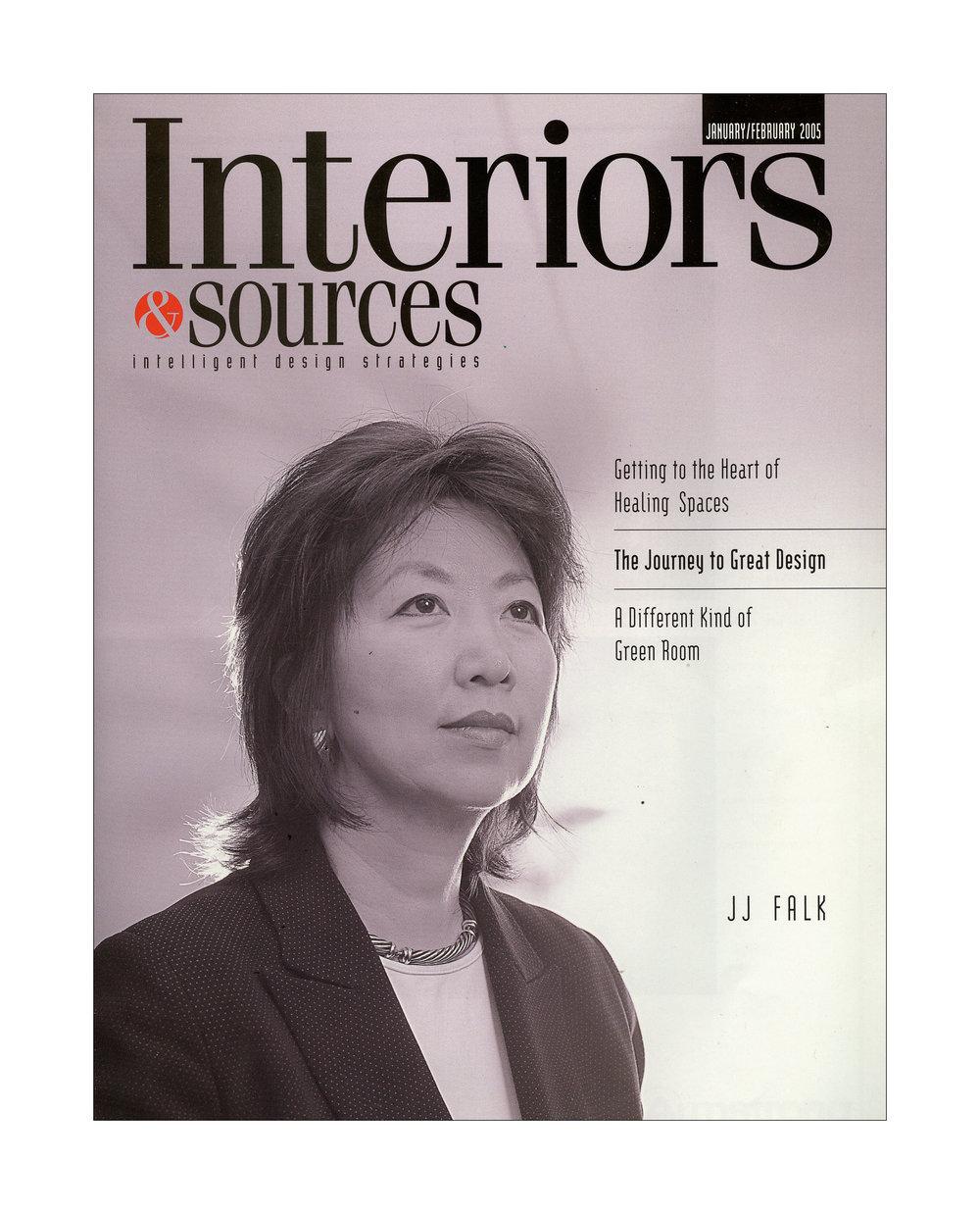 2005 Interiors Sources