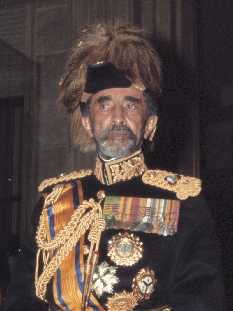 We have finished the job.   What shall we do with the tools?    - Haile Selassie.