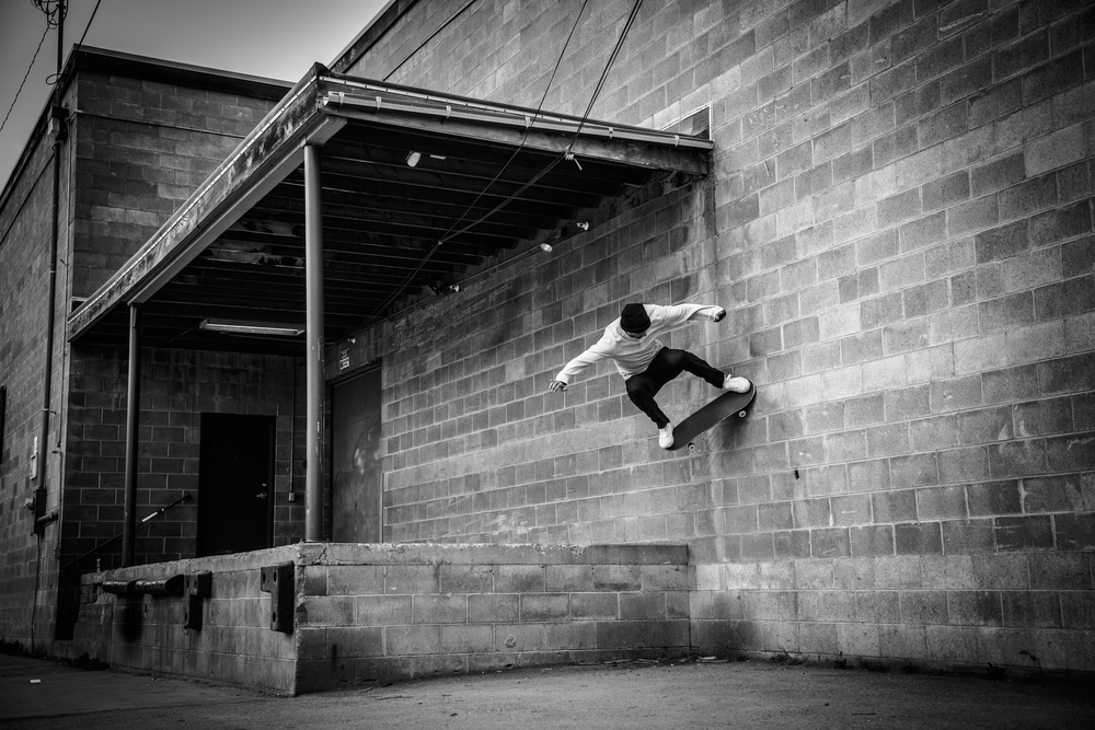 Tim Blevans / Nose Wallie