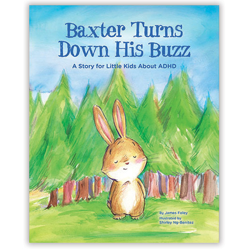 Baxter Turns Down His Buzz/Re:ADHD