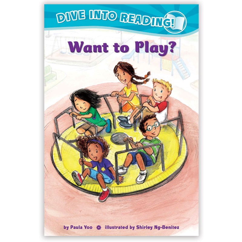 Want to Play?/Early Reader