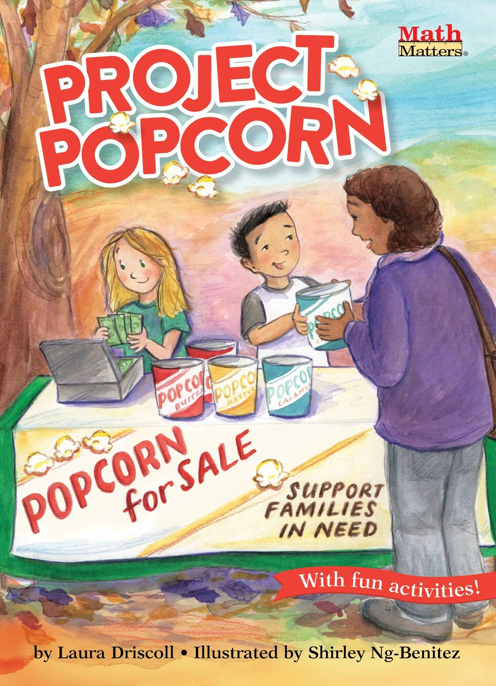 Project Popcorn/Math Matters