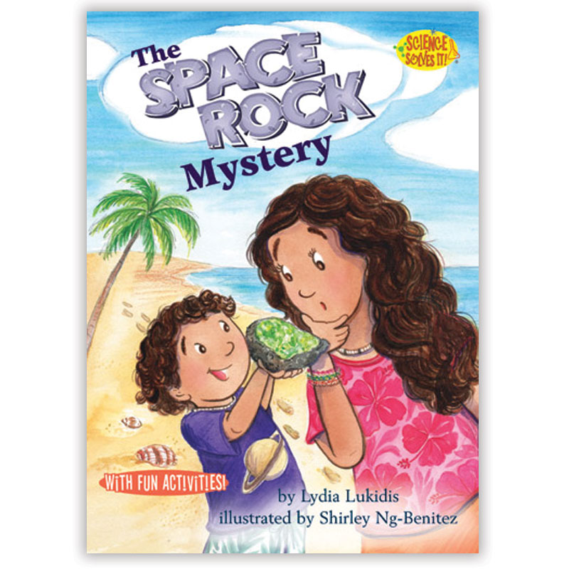 The Space Rock Mystery/Science Solves It!