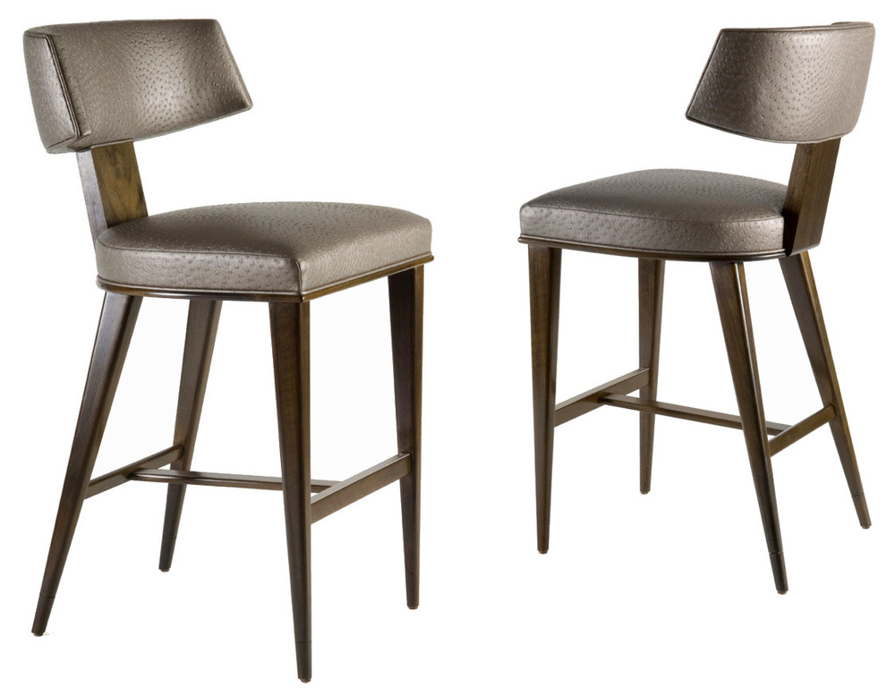 Arc Swivel Barstool