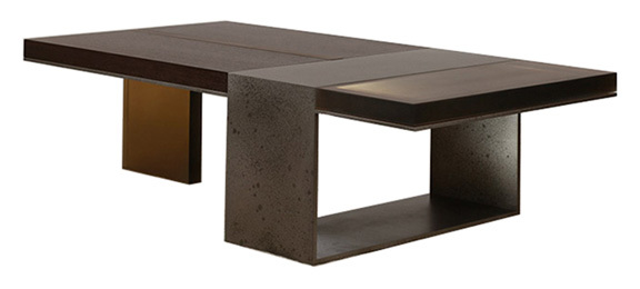 Strap Desi Coffee Table