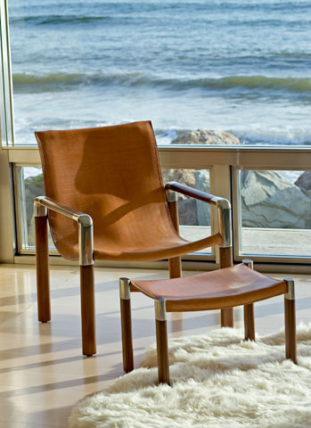 Riva Lounge Chair & Ottoman