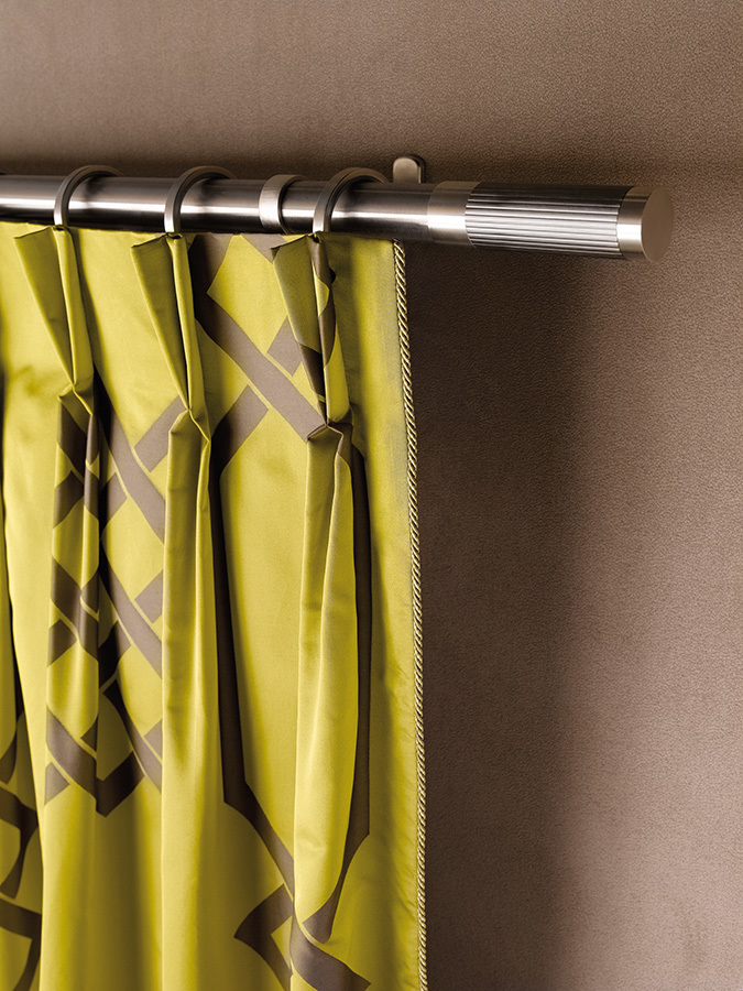 Hardware:    Auro Collection   Fabric:    Entrelac Collection