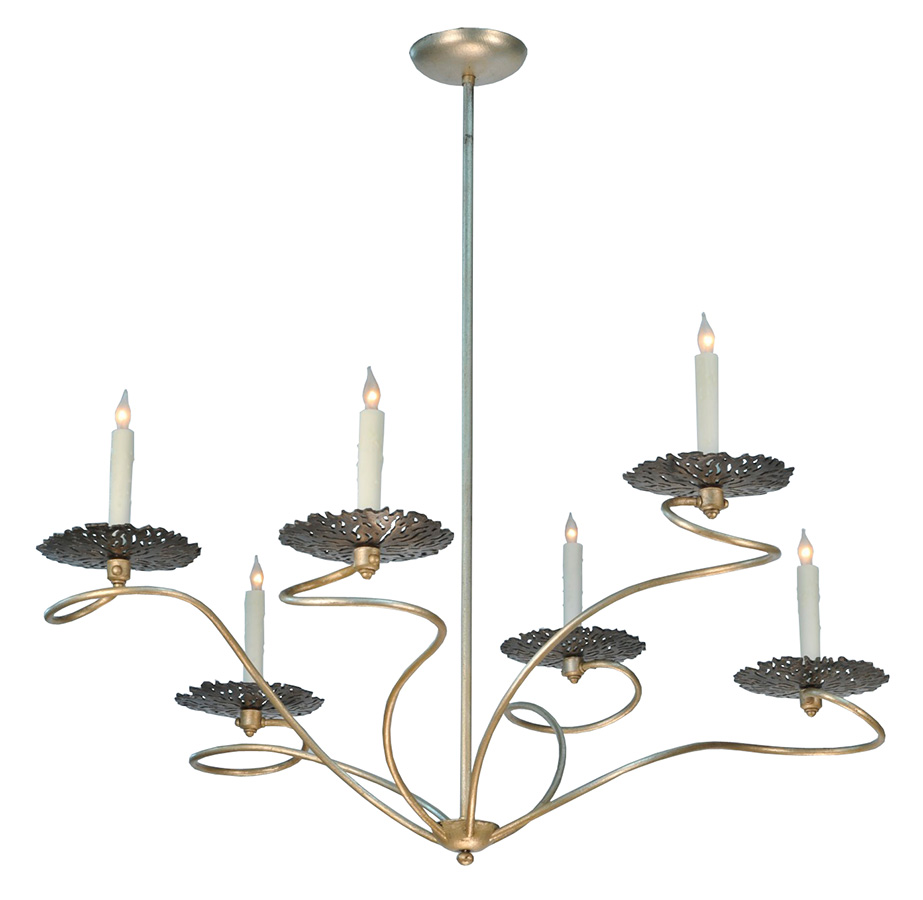 ironware lighting. Elodie Chandelier Ironware Lighting E