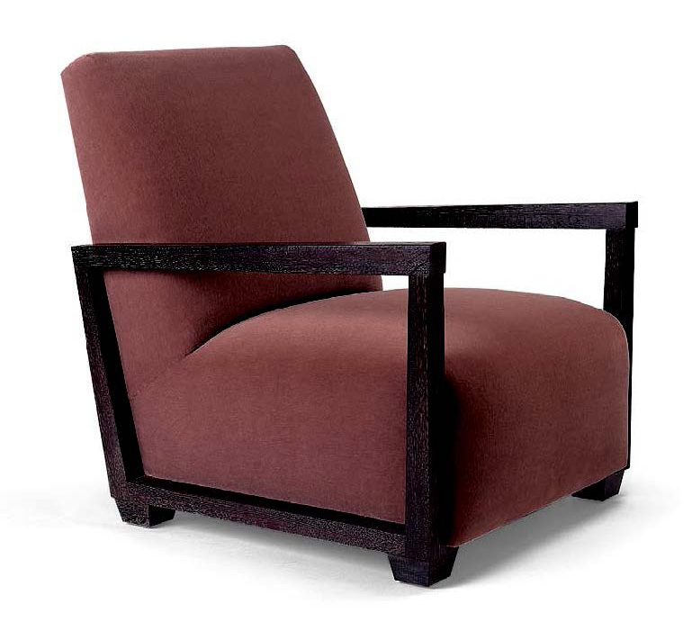 Cubist Lounge Chair