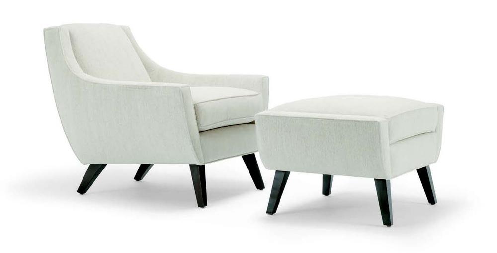 Summit Lounge Chair & Ottoman