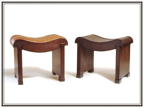 Sack & Saki Benches