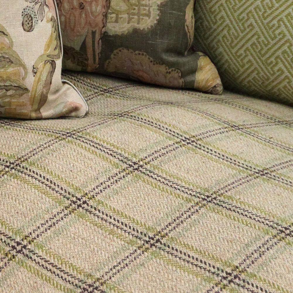 Checked Upholstery Fabric Www Topsimages Com