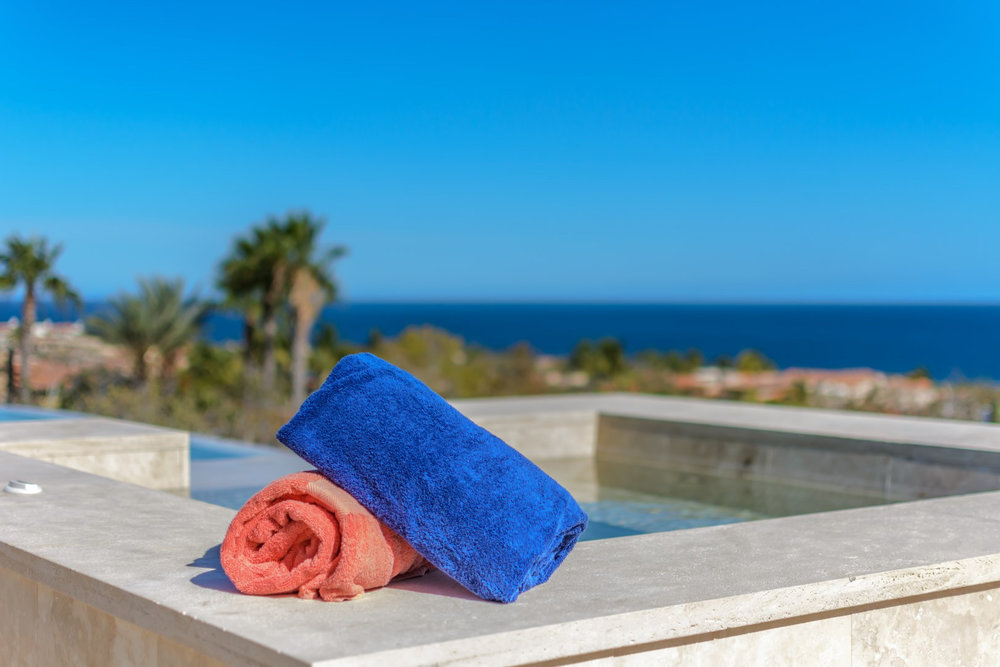 Kearsley Bonjour towels in Navy and Daiquiri Cabo.jpg