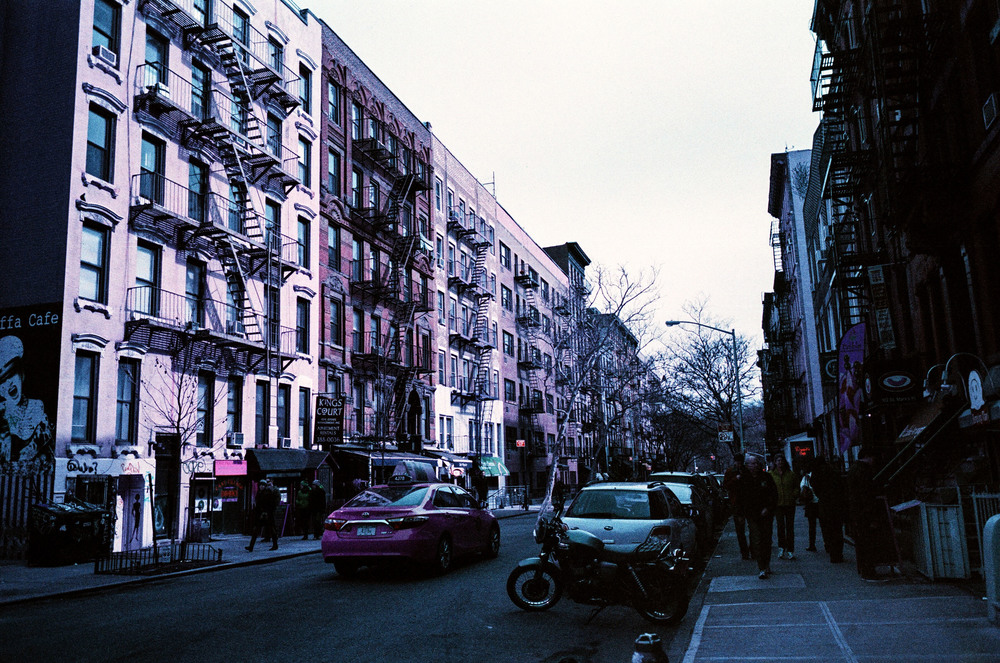 St. Marks Place