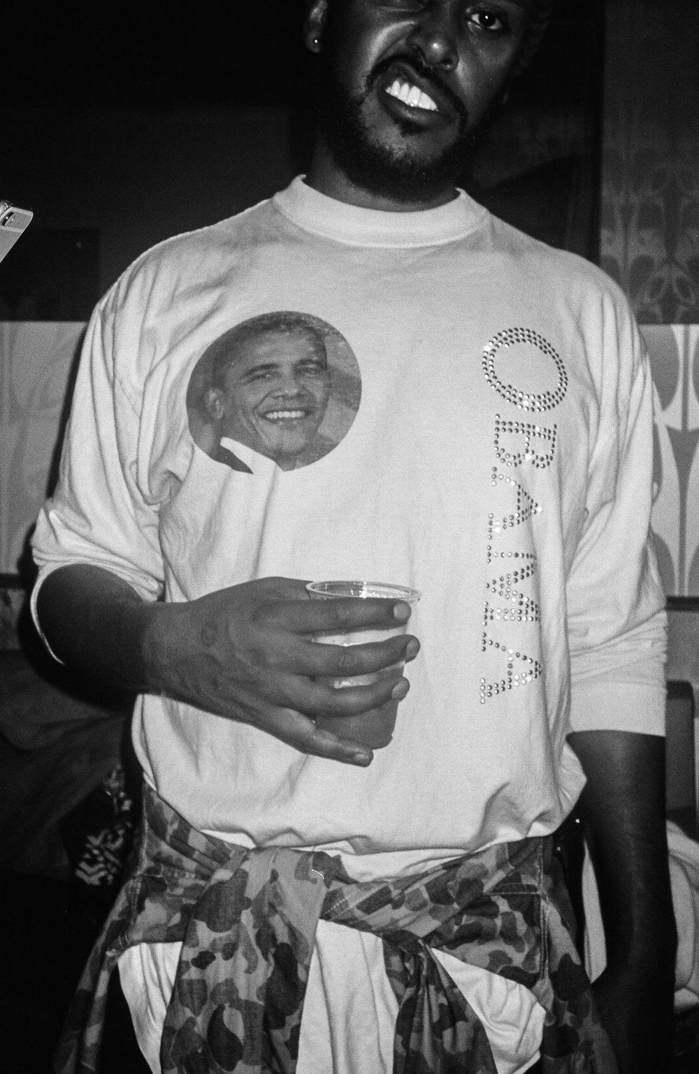 Obama Forever